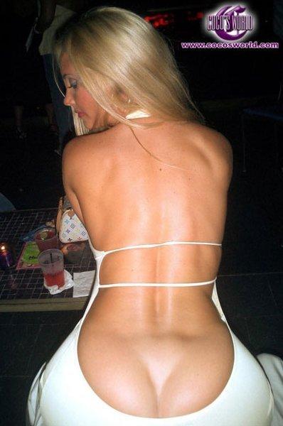 Nicole sheridan fully naked